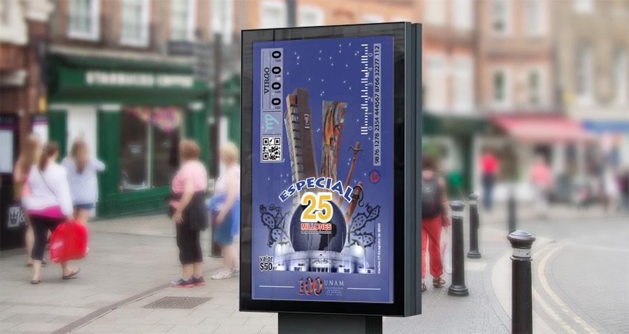 Diseño de publicidad (Posters)